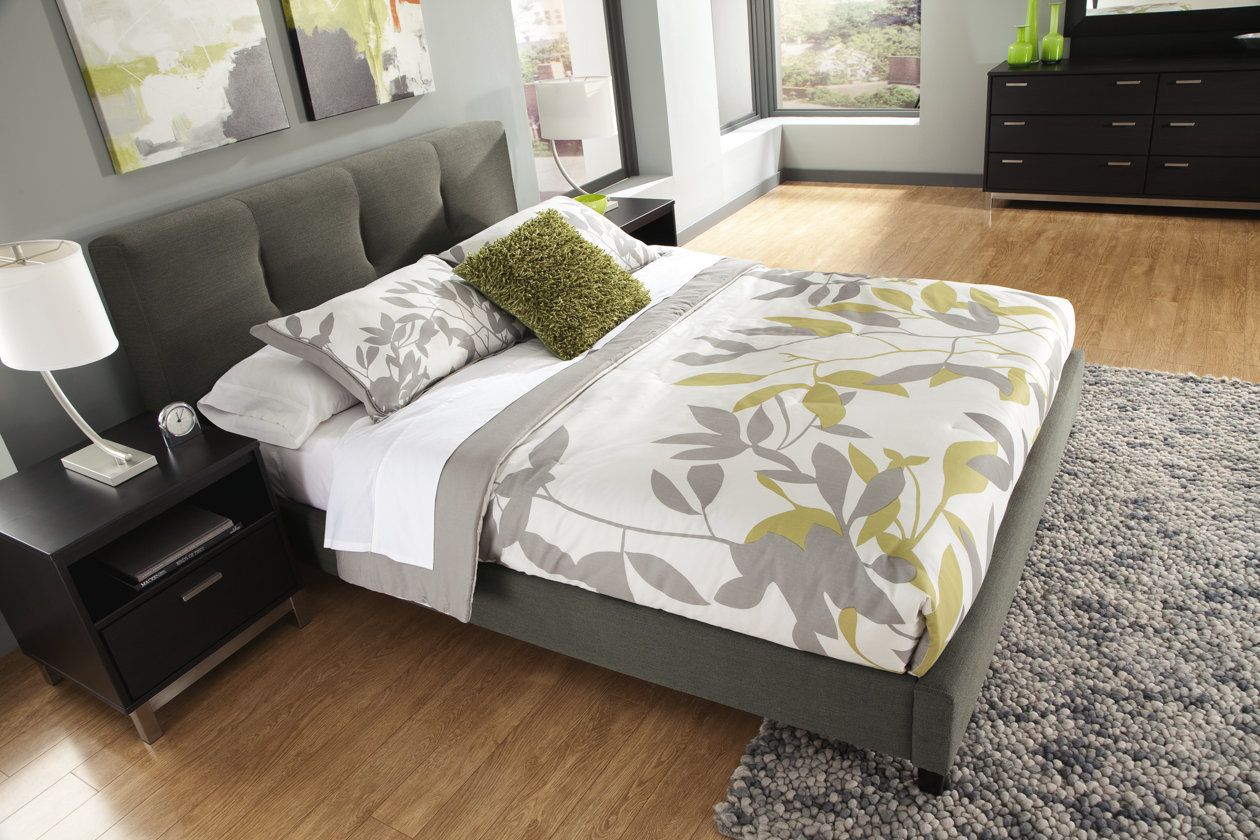 Best Masterton Upholstered Bed King Upholstered Bed 640 x 480