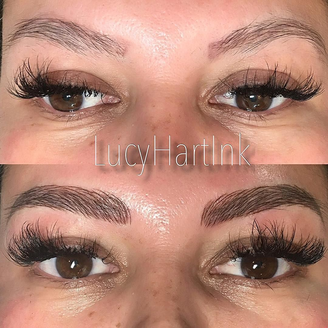 Pin by Lucy Hart Ink Beauty Studio on Permanent Makeup By