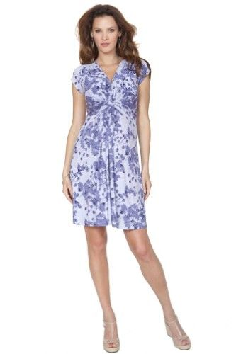 942eb031565b6 Seraphine Blossom Knot Front Maternity and Nursing Dress, Infant Girl's,  Size: 10, Purple