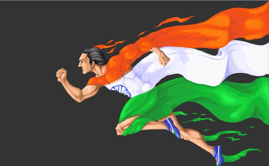Indian Flag Wallpaper With Quotes In Hindi Images 5 Hd Sss