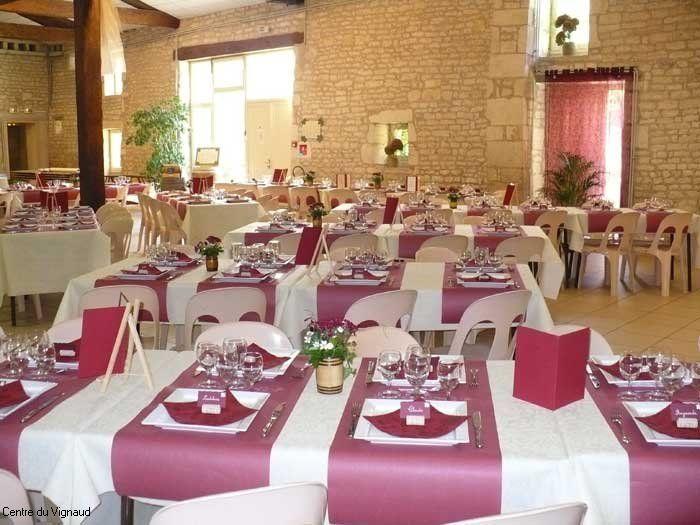 Exemple d coration de table rectangulaire mariage - Exemple plan de table mariage ...
