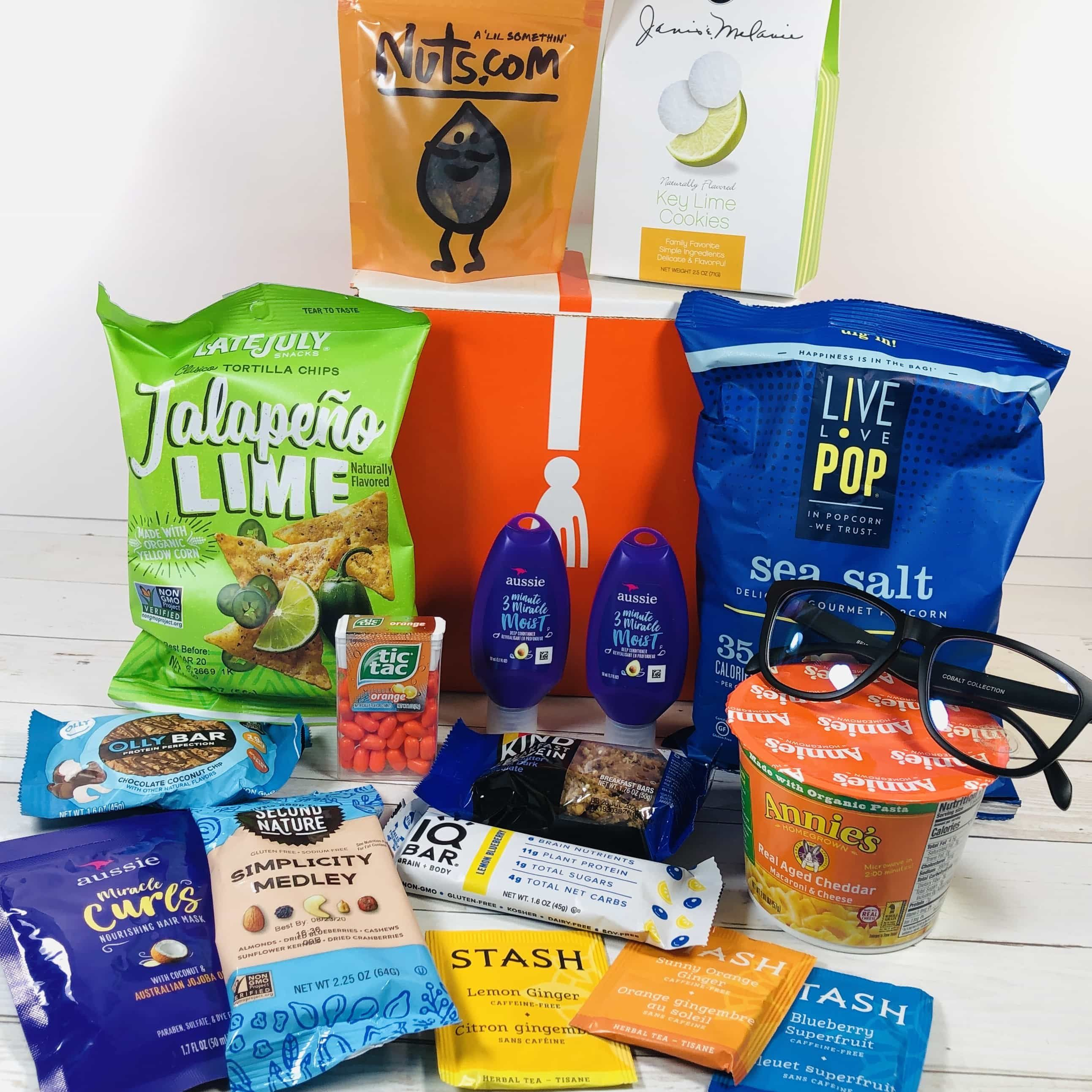 CampusCube Girls College care package for girls, Key