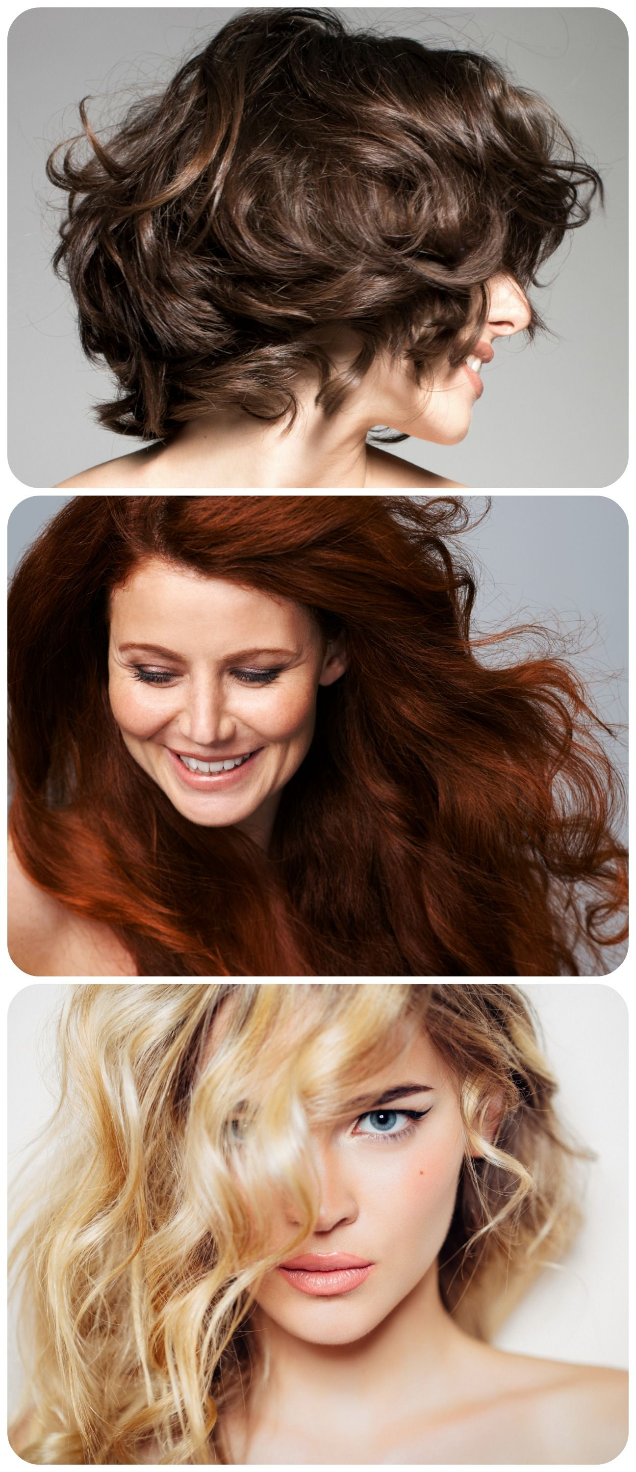 The best kept secret for coloring gray hair. If you color your ...