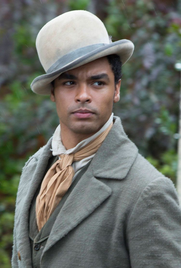 Regé-Jean Page as Chicken George -- Roots Cast -- History ...