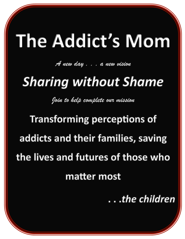 Pin On The Addict S Mom