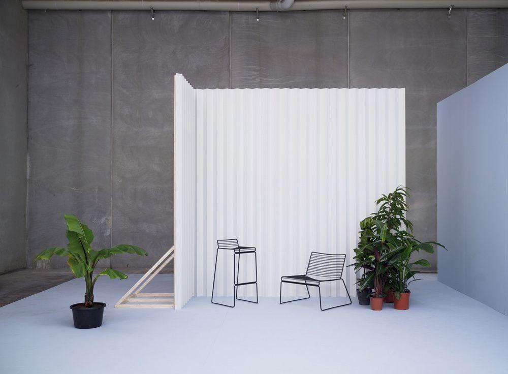 HAY Hee Dining Chair Stoel Metaal   Stoelen, Interieur