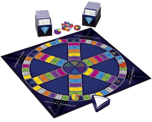 trivial pursuit | Trivial Pursuit: Master Edition (Norge) - Merchandise - Board game ...
