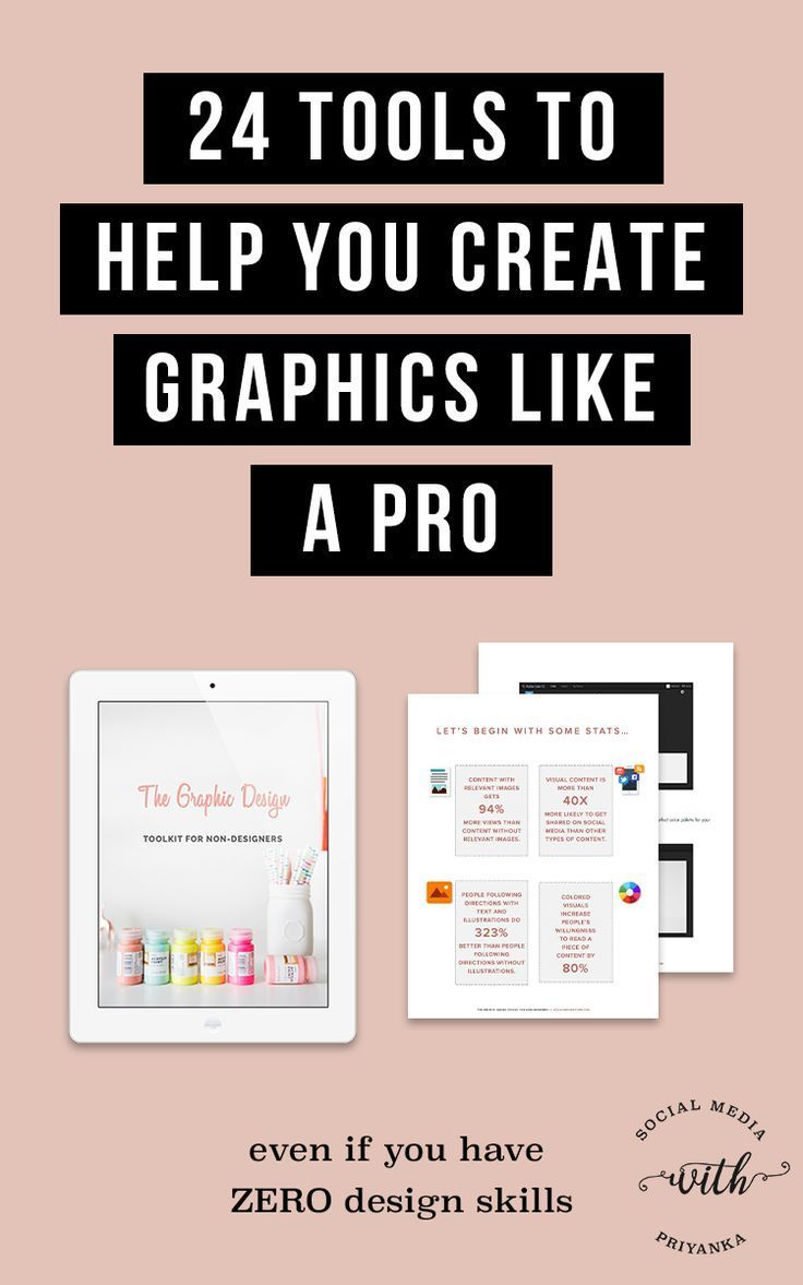 Your one-stop shop for graphic design, even if you have ZERO design sk ...  #design #graphic
