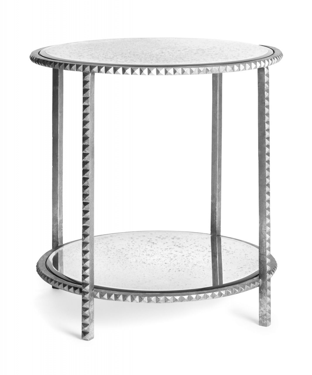 50 Silver Round End Table Contemporary Modern Furniture Check More At Http