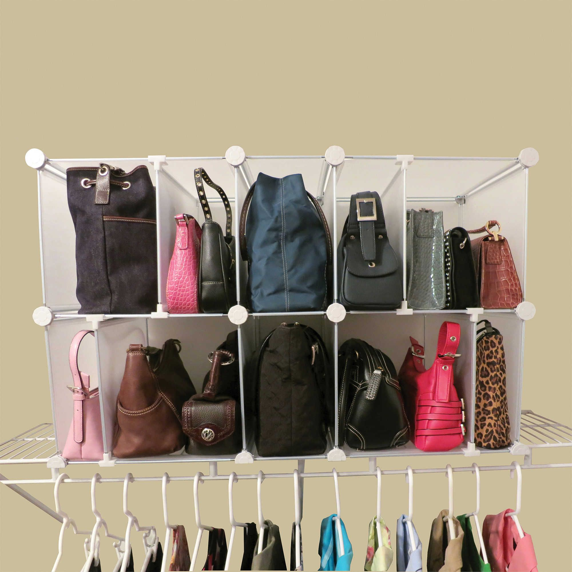 Genial Luxury Living Deluxe Park A Purse Organizer (Set Of