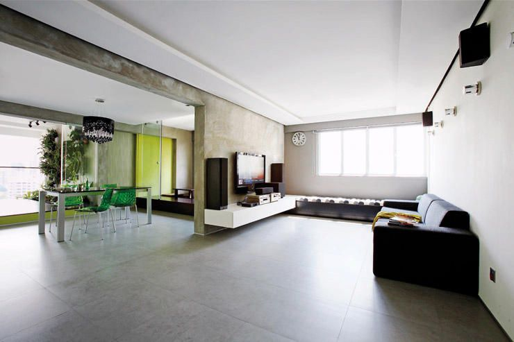 Gorgeous home renovation ideas for your HDB flat: part two   Glass ...