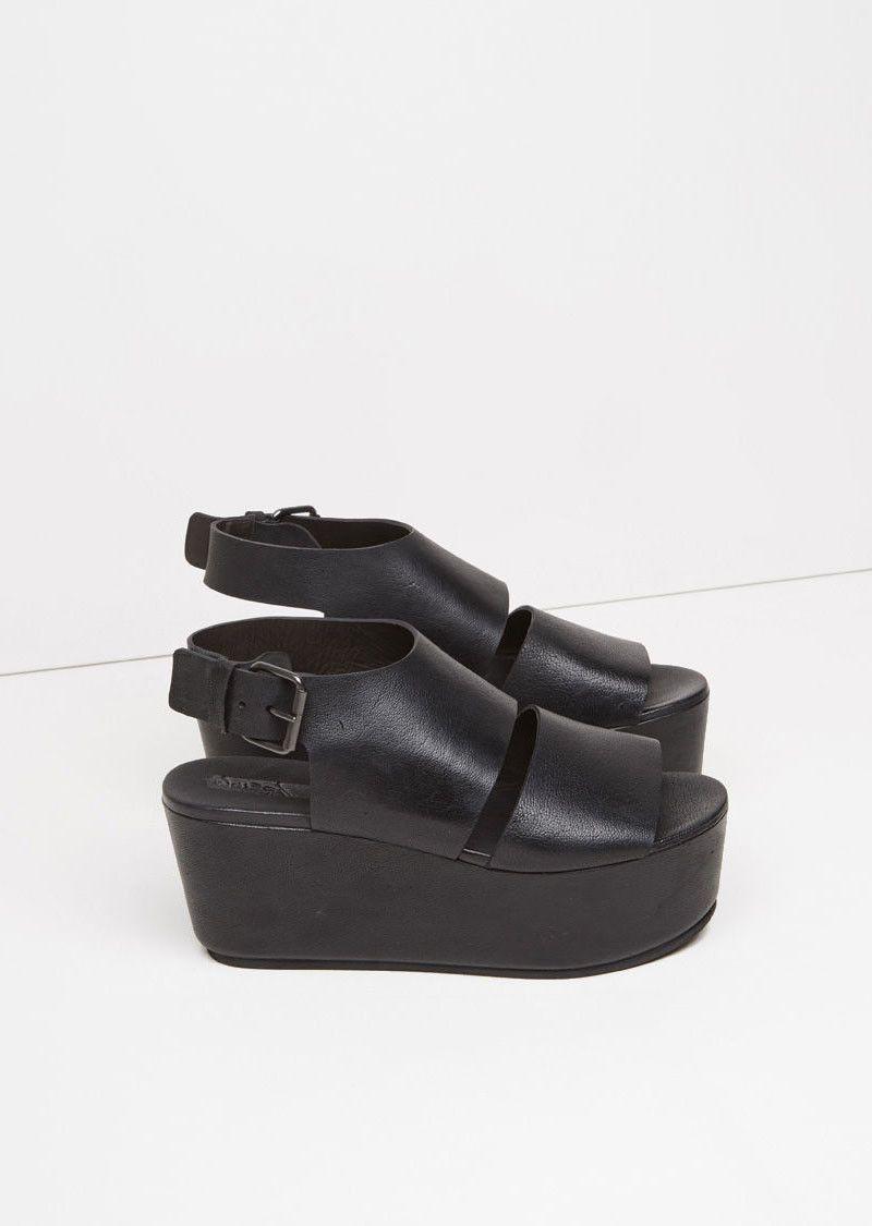 Trampolo Platform Sandal