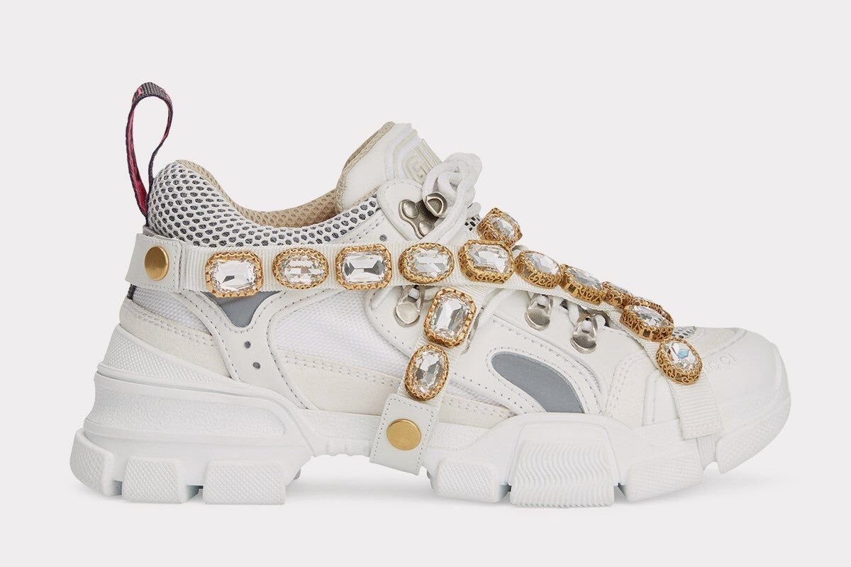b6f9e1911 chunky sneakers Gucci | Shoes in 2019 | Sneakers, Shoes, Shoes sneakers