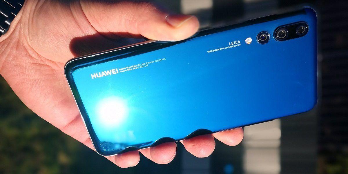 P20 Pro Update 131 Verbessert Kamerafunktionen Ota Smartphone Kamera Und Android