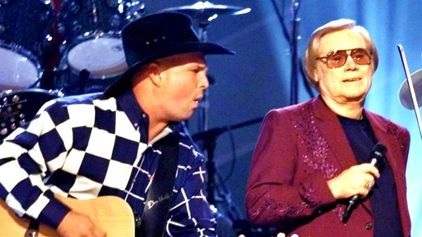 Country Music Lyrics - Quotes - Songs George jones - George Jones and Garth Brooks - Beer Run (Live) (VIDEO) - Youtube Music Videos http://countryrebel.com/blogs/videos/18275679-george-jones-and-garth-brooks-beer-run-live-video