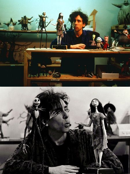 20 geeky things about the making of nightmare before christmas - Making Of Nightmare Before Christmas