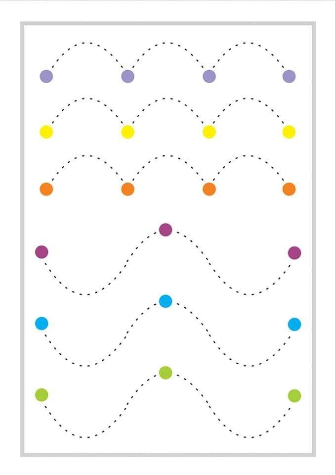 30++ Stunning tracing worksheets preschoolers info