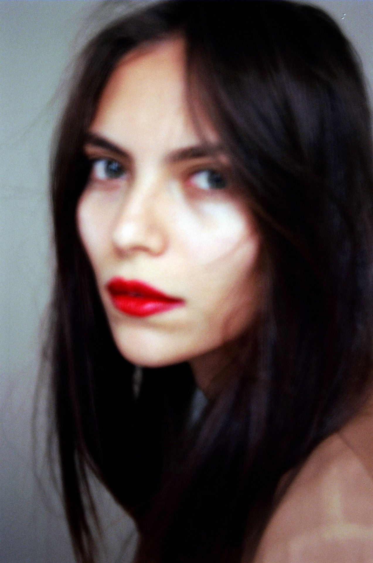 Bold lip dream style pinterest makeup red lips snow white and