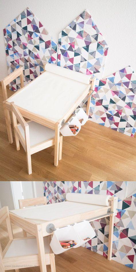 Malecke im kinderzimmer baby things habitaciones ni os - Ikea muebles infantiles ...