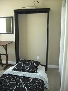 Diy murphy bed put 2 or 3 side by side and maybe add some fold diy murphy bed put 2 or 3 side by side and maybe add solutioingenieria Gallery