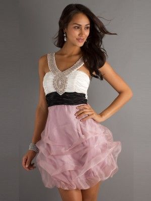 e9d75c489e092e Sexy 3/4 Sleeves Lace Short/Mini High Neck Homecoming Dress V Ausschnitt,