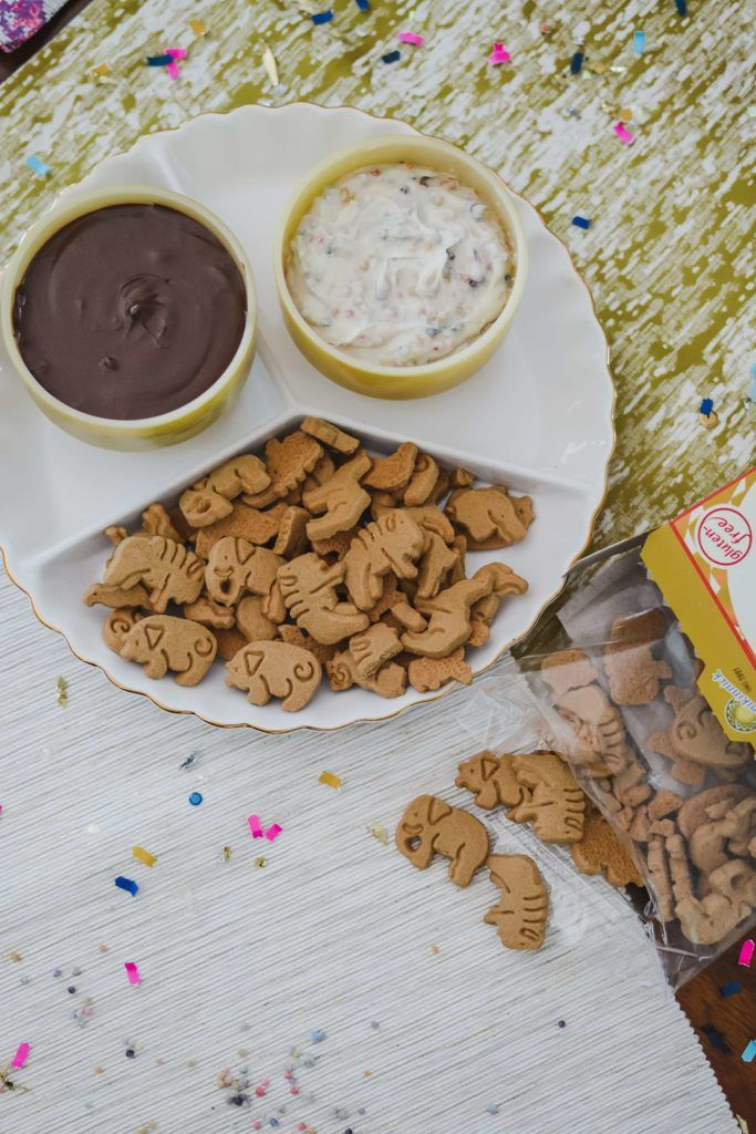 Clean(ish) Dunkaroos Dip Recipe - The Confetti Bar
