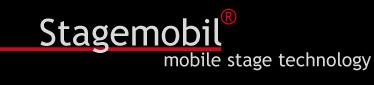Mobile Bühnen und Tribünen - - - Stagemobil® - mobile stage technologie ----- Stagemobil S, Stagemobil L, Stagemobil XL, Stagemobil XXL, Stagemobil XLR, mobile Bühnentechnik
