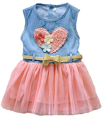 fa01999b4710f Pin by Laci Thorpe on Baby | Kids outfits, Baby girl dresses, Cute ...