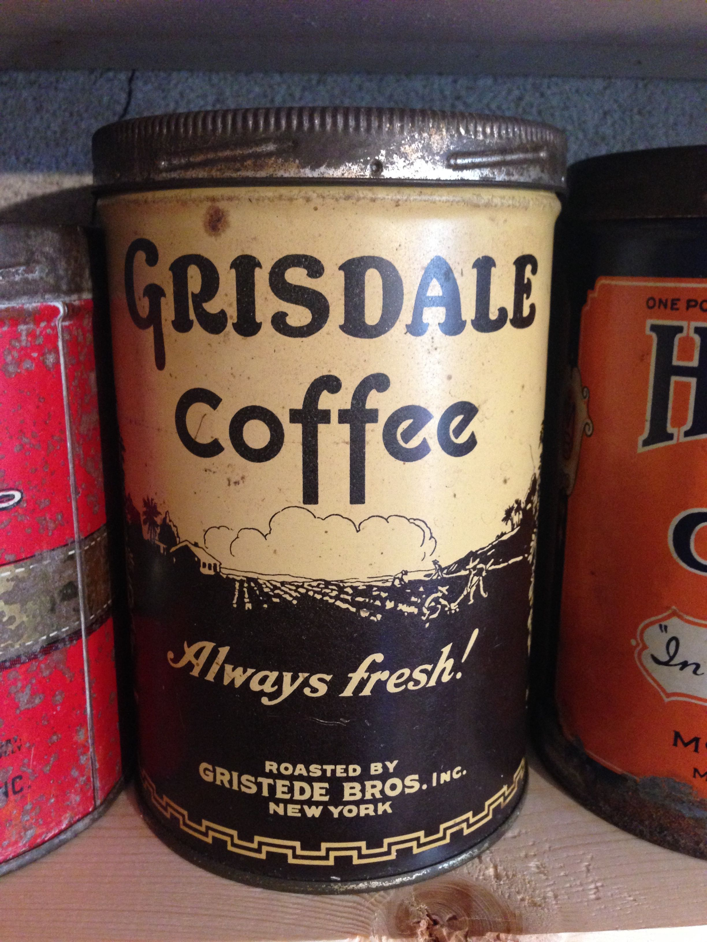 Grisdale Coffee