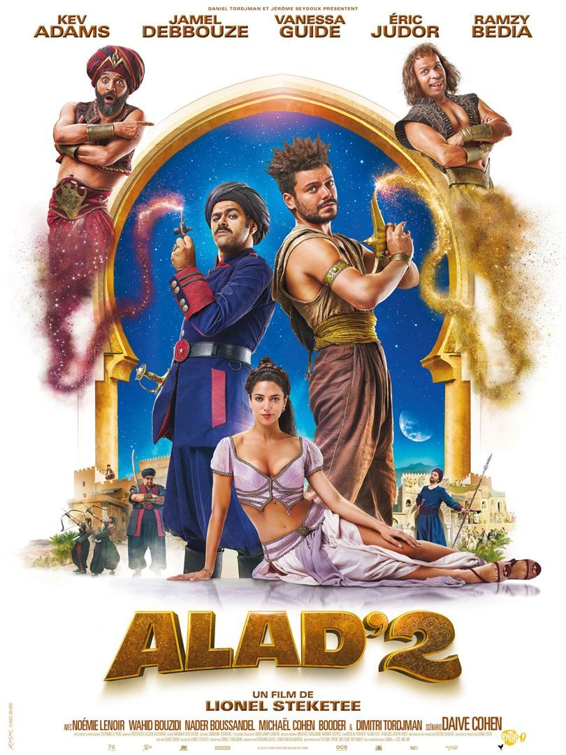 Alad'2 streaming film, Alad'2 streaming film vf, Alad'2 film complet,  Alad'2 film streaming, Alad'2 film en s… | Streaming VF Film Gratuit  Complet 2018 ...