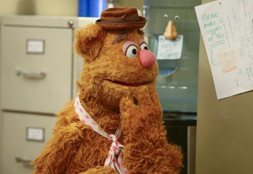 Fozzie Bear On Twitter The Muppet Show Jim Henson Fozzie
