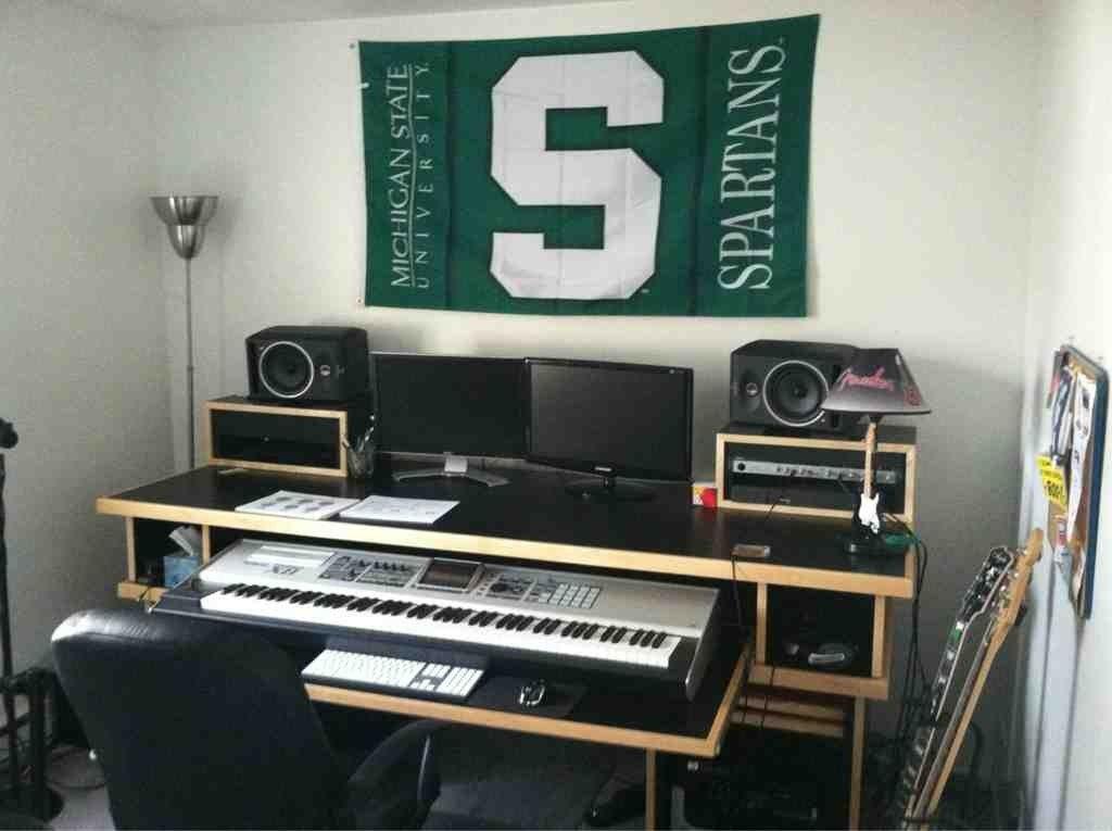 Small Recording Studio Desk Studio Desk Recording Studio Desk Desk