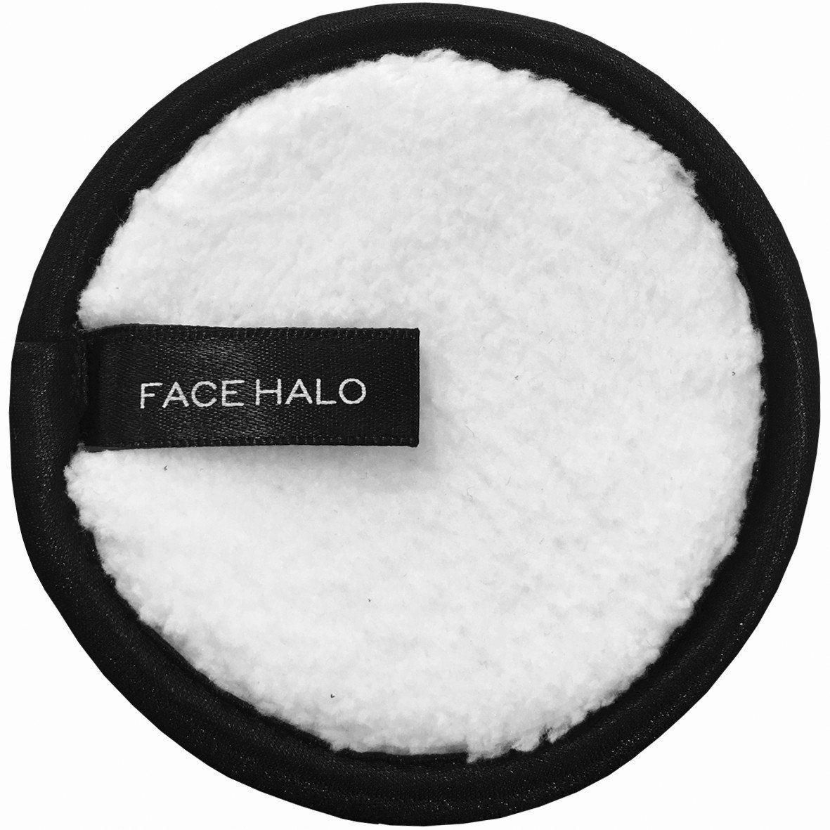Face Halo works with either cold or warm water. The water