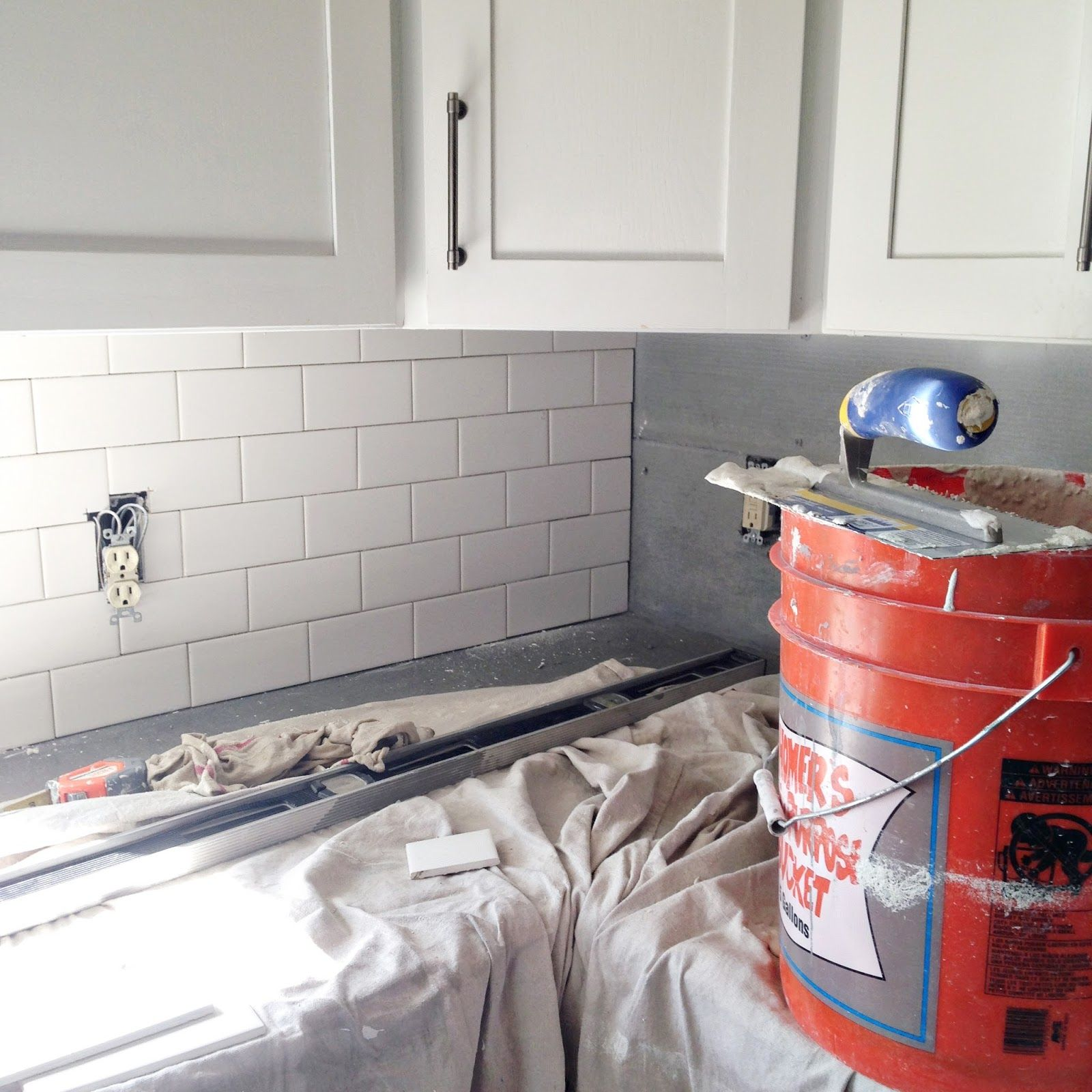 Subway Tile Installation Tips On Grouting With Fusion Pro