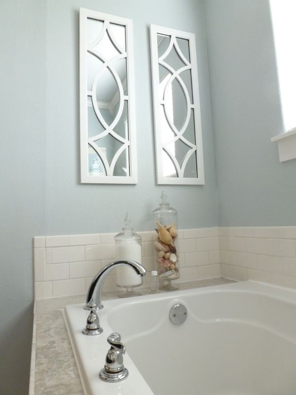 Before & After Bliss: Our Monster Master Bathroom ...
