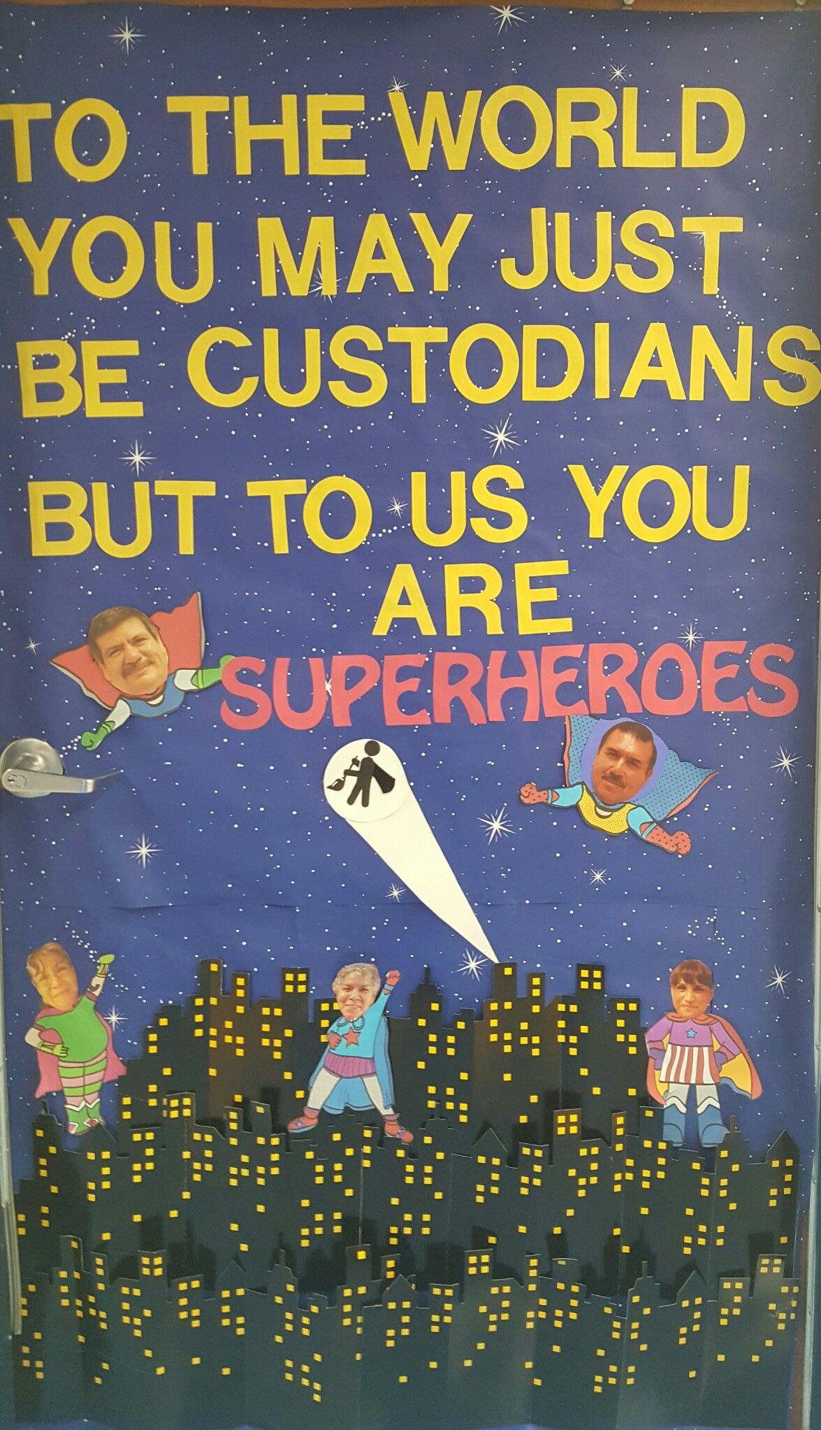 Custodians day #custodianappreciationgifts