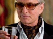 b4add1c6c265 Sunglasses Oliver Peoples Robert Evans – Michael Douglas – Ghosts of  Girlfriends Past