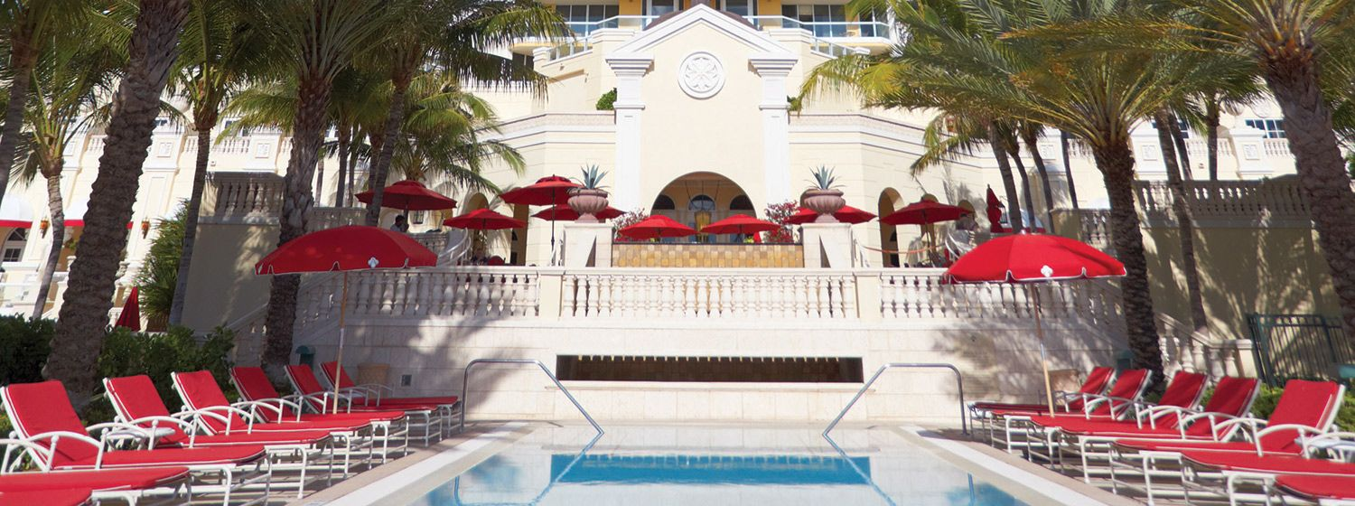 Luxury Miami Beach Resort Acqualina Spa On The