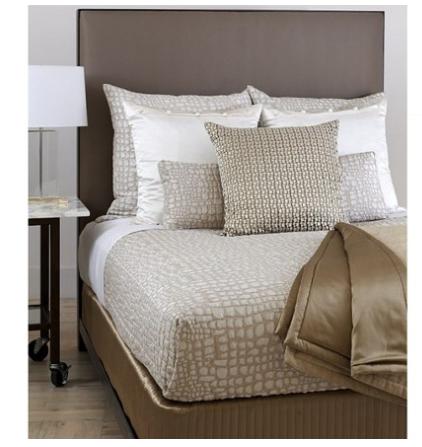 Ann Gish The Art Of Home Linen Pleat Bed Skirt Striped Duvet
