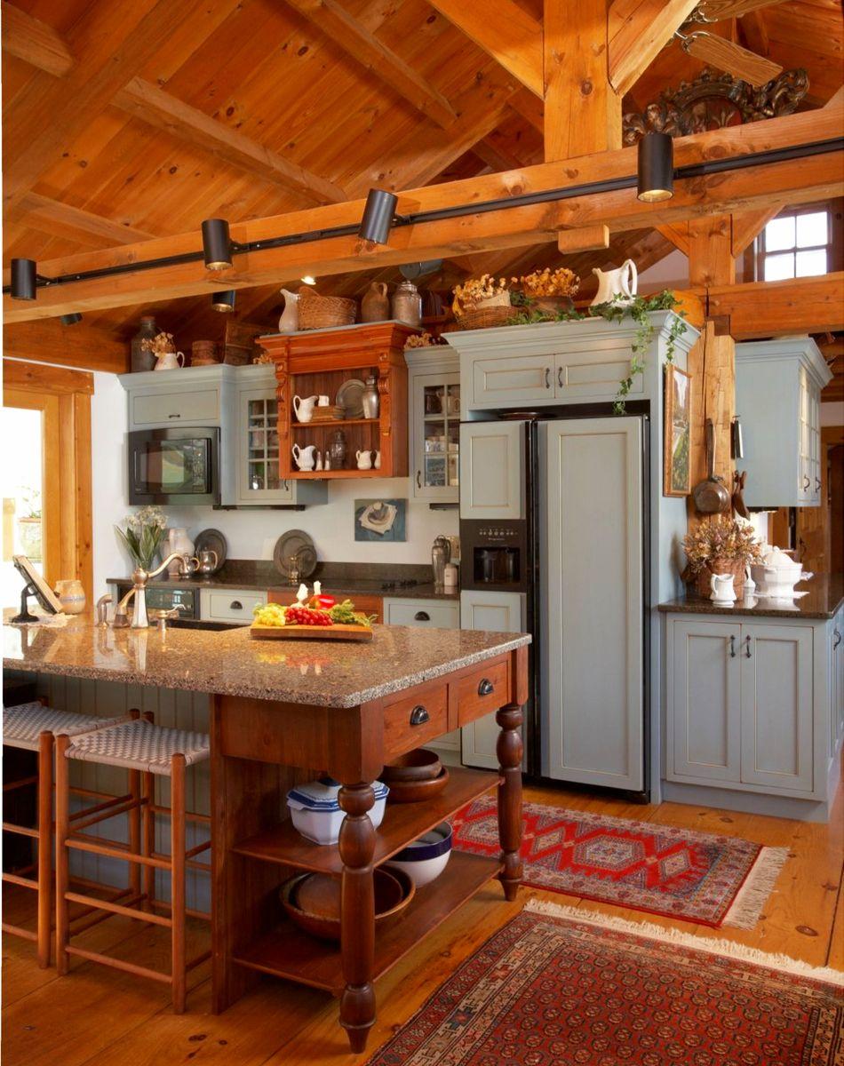 Farmhouse Kitchen Ideas on a Budget | Farmhouse Country ...