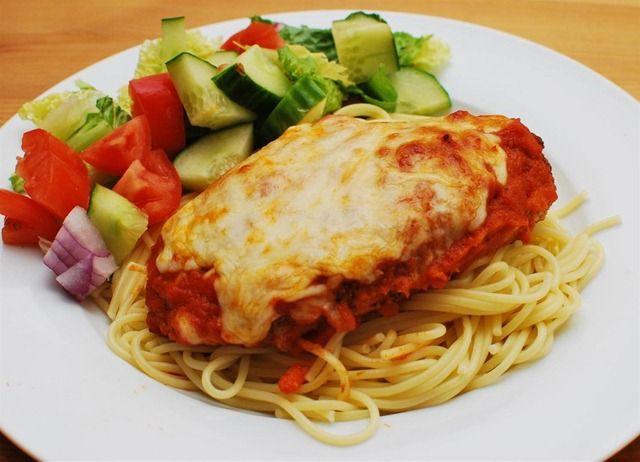 recipe: chicken parmigiana calories [16]