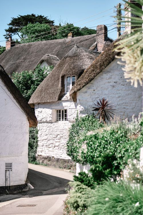 A Guide To The Most Beautiful Villages In Cornwall #britishisles
