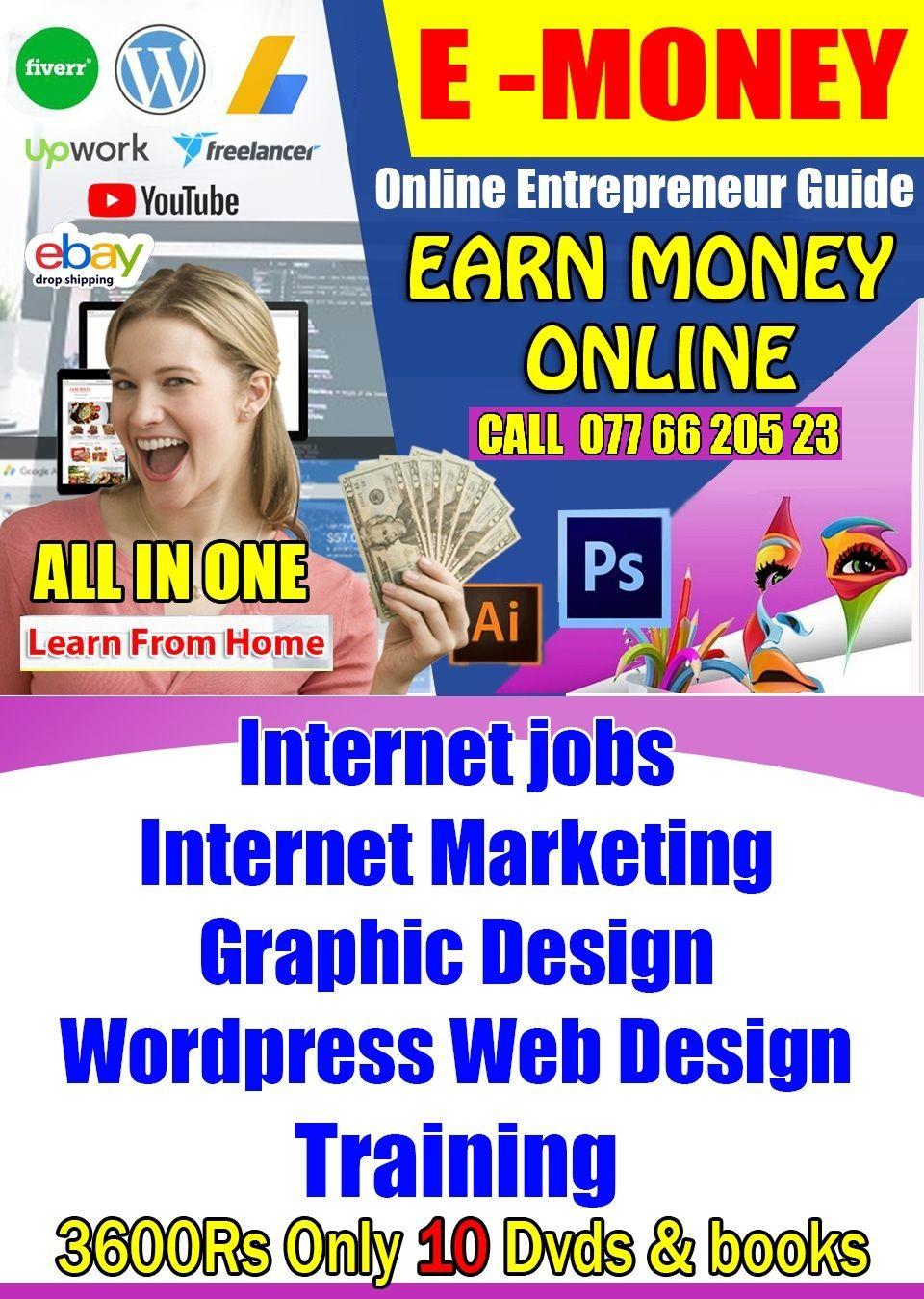 Make Money Earn Money Online In Sri Lanka Internet Jobs Earn Money Online Internet Money