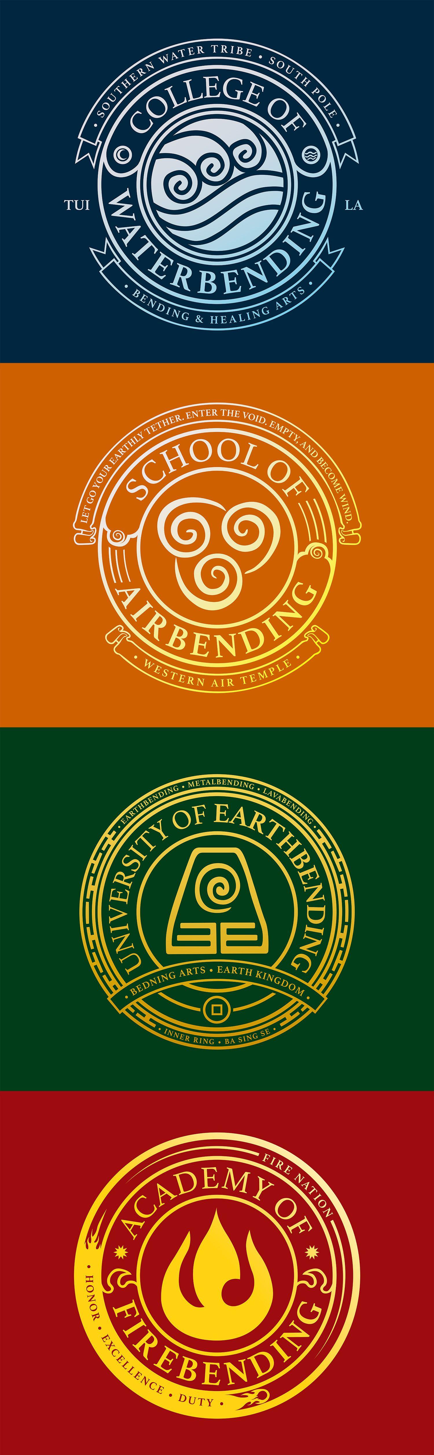 Airbender Logo : airbender, Lizardo, Redbubble, Avatar, Airbender,, Zuko,