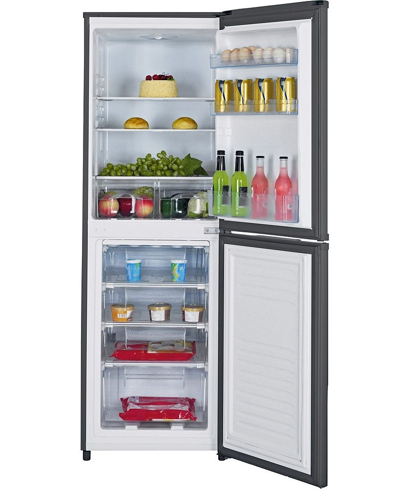 Uncategorized Argos Kitchen Appliances buy bush bsff55174b fridge freezer black at argos co uk your online