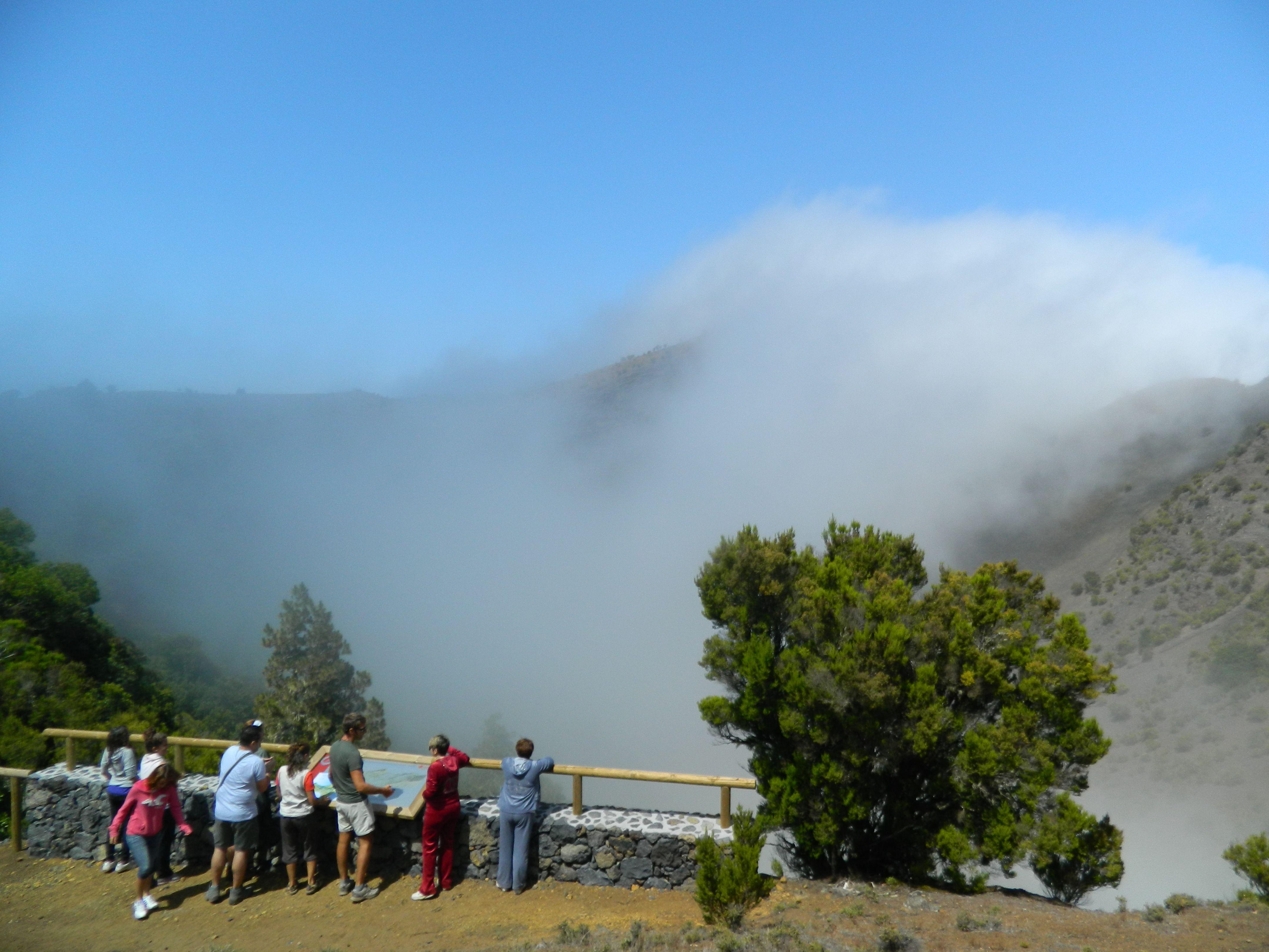 Crater Mirador de Fireba