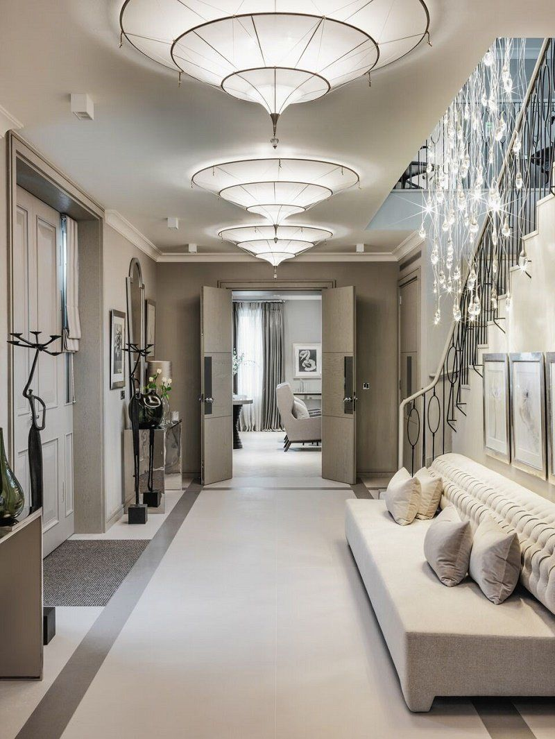 Add This Luxury Entryway Lighting Selection To Your Own