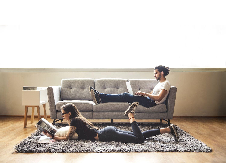 Burrow sofa - the Casper mattress of sofas (modular, quasi-self ...