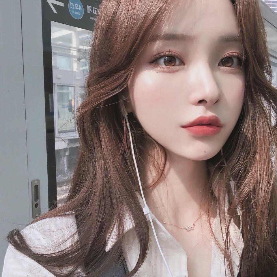 kim nahee | 김나희 | Ulzzang 짧은 머리, 여성, 머리