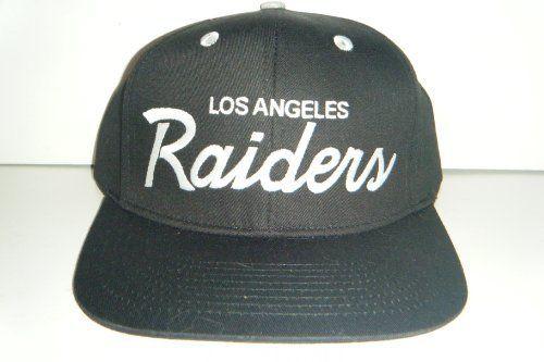 ef9bda6fffe Los Angeles Raiders NEW Vintage Snapback Hat Oakland cap by adidas.  9.86